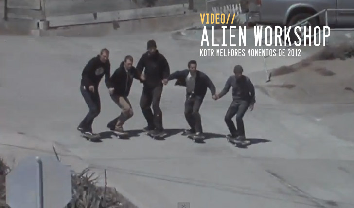 386ALIEN WORKSHOP Resumo KOTR 2012 II 10:08