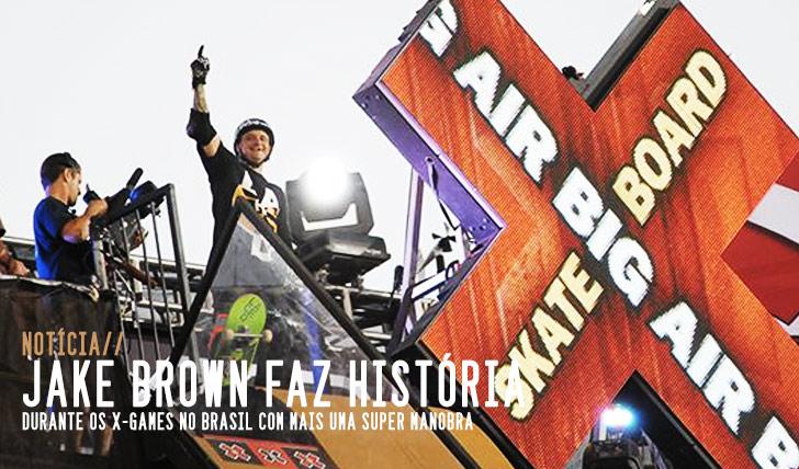 538Jake Brown faz história nos X-Games II 0:47
