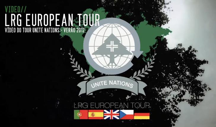 428L-R-G | Unite Nations | Tour Europeu II 15:13