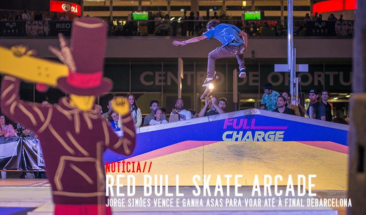 """556Red Bull Skate Arcade-""""Jorginho"""" vence a final"""