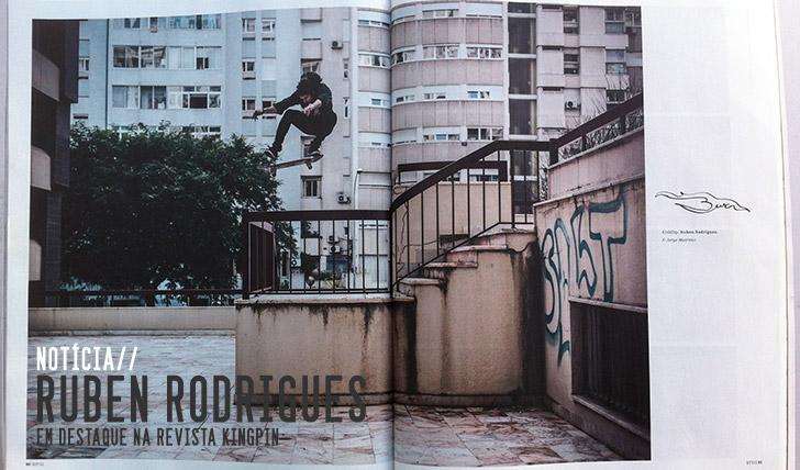 87Ruben Rodrigues mais uma vez em destaque na KINGPIN