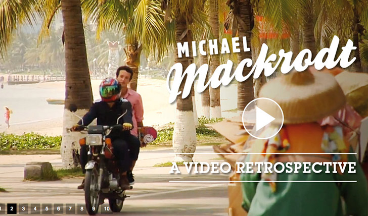 309KEEP DISCOVERING Retrospectiva de  Michael Mackrodt Pt. 1 II 6:29