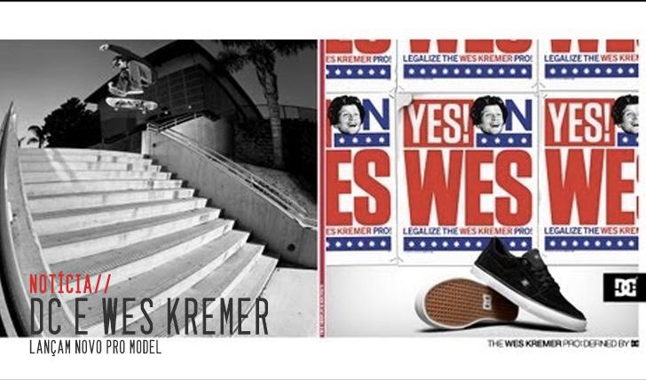 109YES ON WES! O mais recente pro model da DC SHOES é do Wes Kremer II 0:44