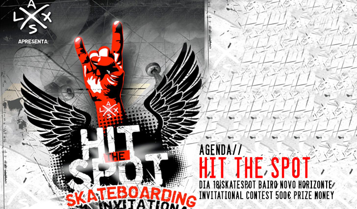 1053HIT THE SPOT 18 de Maio | Lisboa