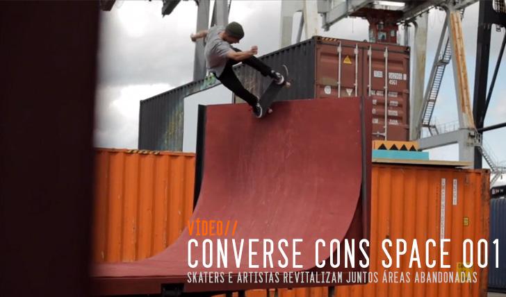1393Converse CONS Space 001 Barcelona || 3:18