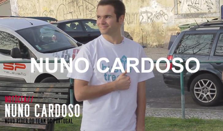 1058Nuno Cardoso novo rider DC PORTUGAL