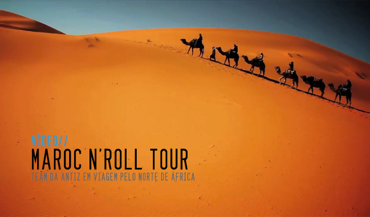 1125Antiz | Maroc'n'Roll tour || 8:16