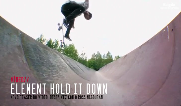 1409ELEMENT Europe – Hold it Down Teaser || 0:30