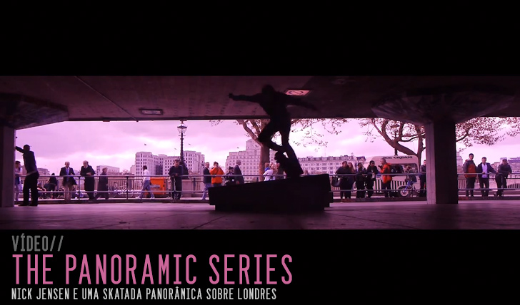 1482The Panoramic Series – London with Nick Jensen    4:21