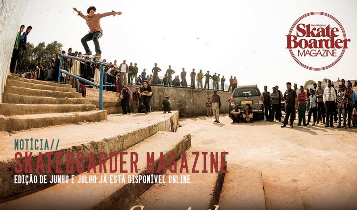 1618Skateboarder Magazine edição JUN/JUL online