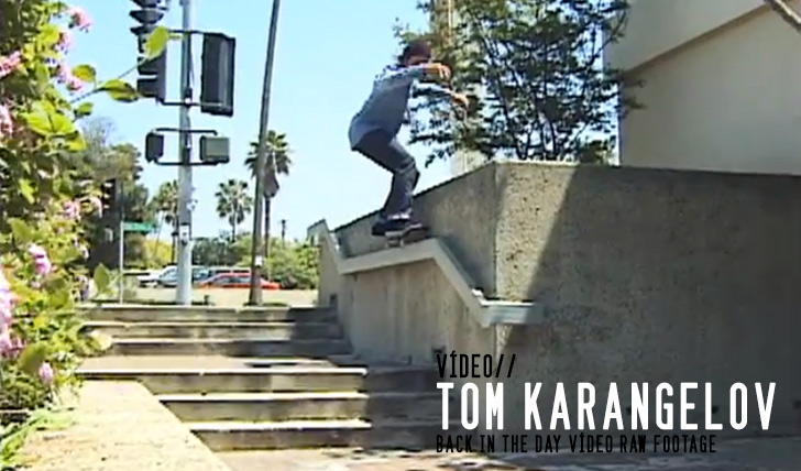1603Tom Karangelov Back in the Day || 3:05