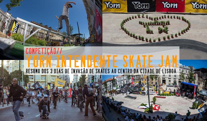 1842YORN Intendente Skate JAM | Resumo dos 3 dias