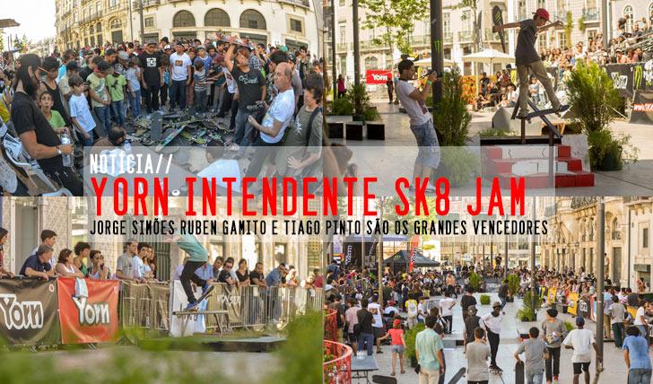1819YORN Intendente Skate Jam | Dia 3