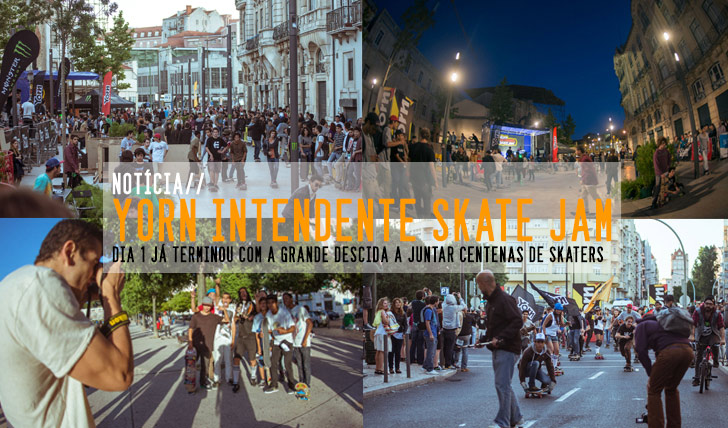 1800YORN Intendente Skate Jam | Dia 1