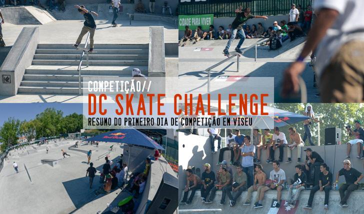 2268DC Skate Challenge | Resumo do 1º dia