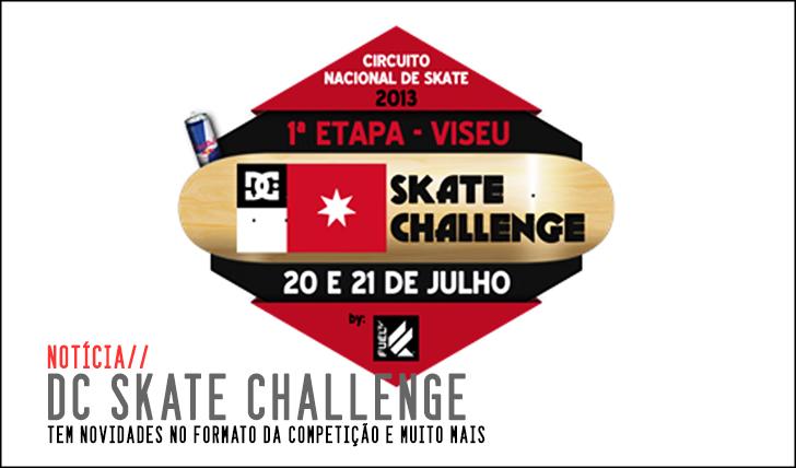 2226DC Skate Challenge com novo formato de competição