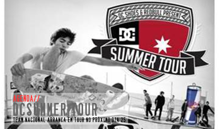 2246DC Shoes Summer Tour