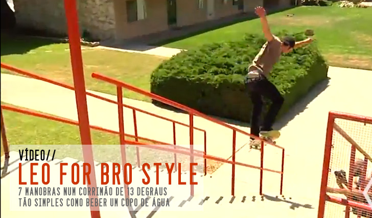 2241Brick Harbor presents: Leo Romero for Bro Style || 1:39