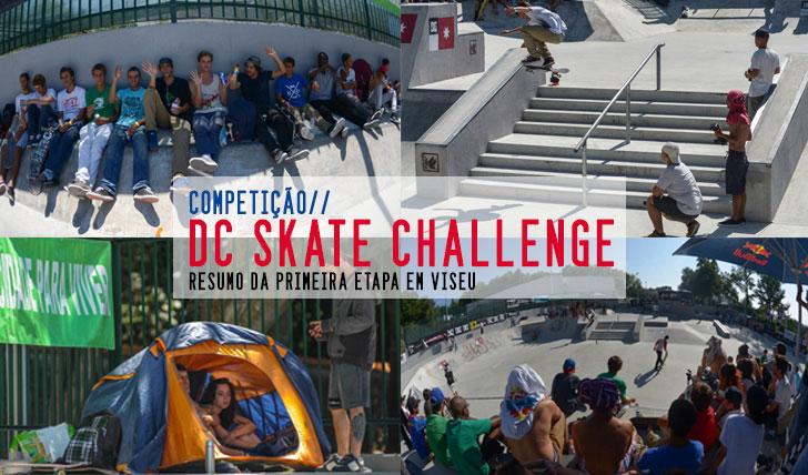 2277DC Skate Challenge | Resumo da etapa em Viseu
