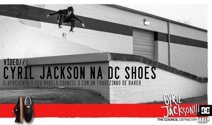 2455DC SHOES: CYRIL JACKSON || 1:31