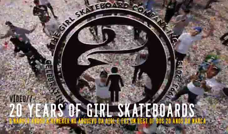 2489Manolo's Tapes x 20 Years of Girl Skateboards || 13:34