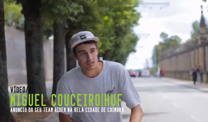 2364HUF FOOTWEAR | Miguel Couceiro || 0:56
