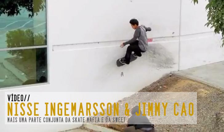 "2450Nisse Ingemarsson & Jimmy Cao in ""Stee"" || 4:46"