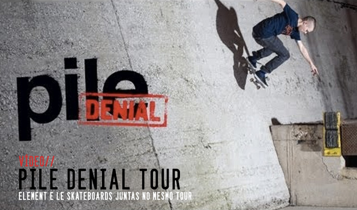 2381Pile Denial: Element and LE tour Pt.1 || 4:31