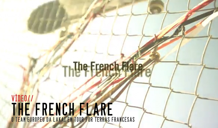 2403LAKAI : The French Flare Tour || 4:01