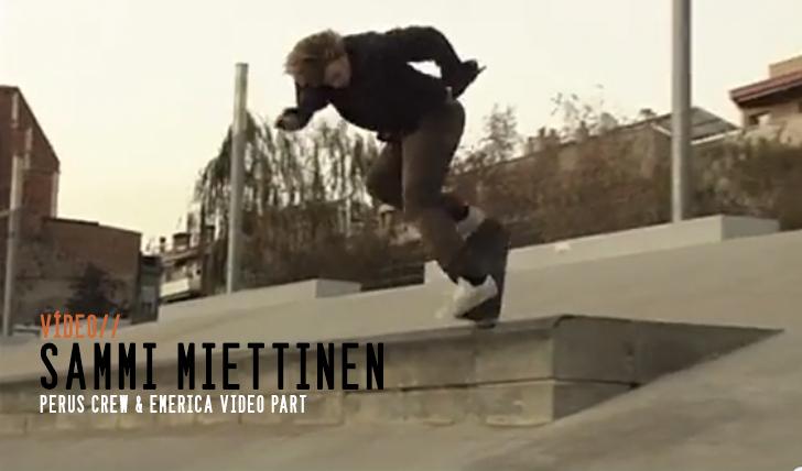 2378Sami Miettinen: Peruscrew X Emerica clip || 3:31