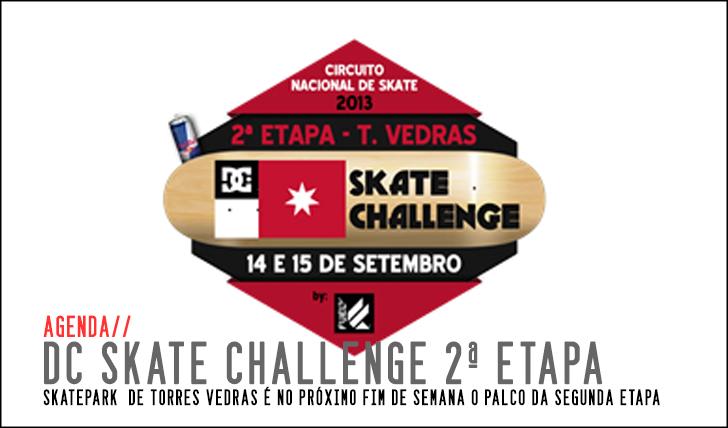 2775DC Skate Challenge 2ª etapa Torres Vedras