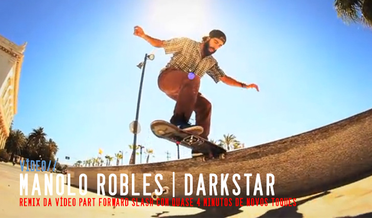 2905DARKSTAR – Forward Slash Remix: Manolo Robles || 4:44