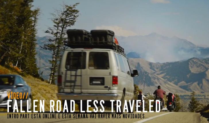 3001FALLEN Road Less Traveled Intro    5:40