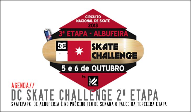 2992DC Skate Challenge 3ª etapa Albufeira