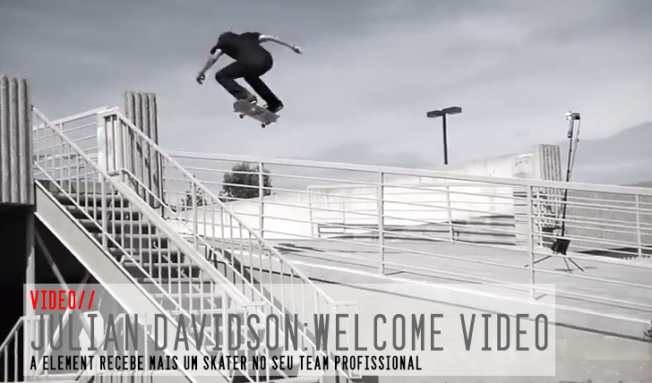 2805JULIAN DAVIDSON: Welcome  Pro Team || 2:43