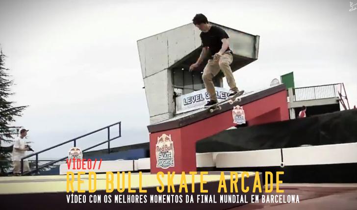 2811Final Internacional RED BULL Skate Arcade || 2:07