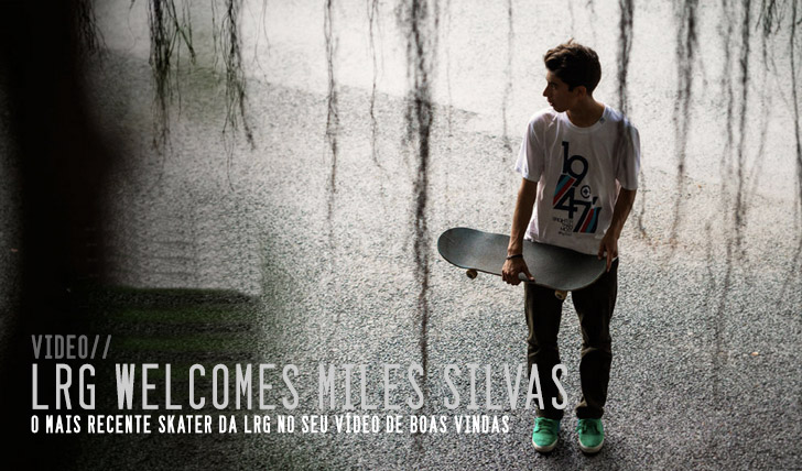 3105LRG Introduces Miles Silvas || 1:10