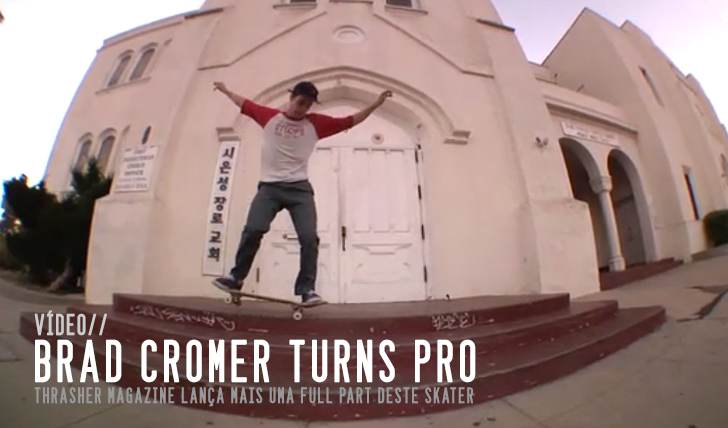 3063THRASHER – Brad Cromer Full Part Pro