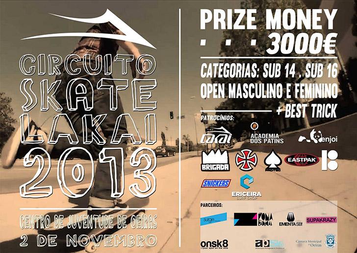 circuito-lakai-2013-oeiras-cartaz