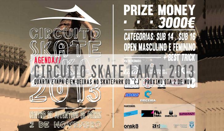 3158Circuito de Skate LAKAI | Oeiras 2 NOV