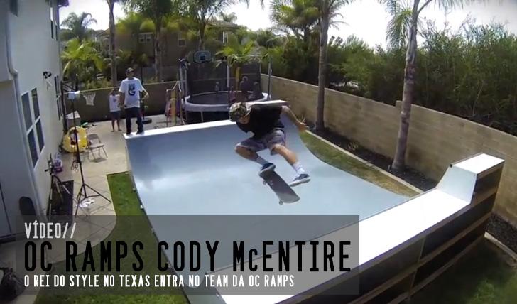 3068OC Ramps: Cody McEntire || 1:32
