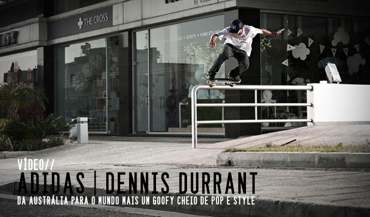 3150Adidas Skateboarding Dennis Durrant || 3:43