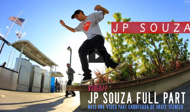 3345Thrasher – JP Souza Full Part || 4:18