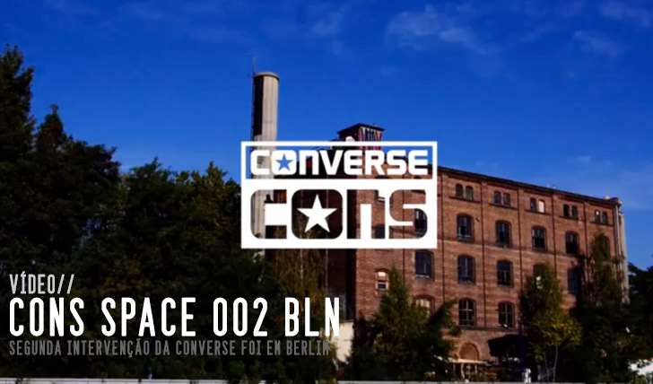 3806CONVERSE Cons Space 002 BLN || 2:25