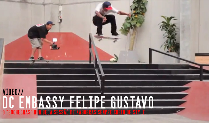 3803DC SHOES: DC Embassy – Felipe Gustavo || 1:23
