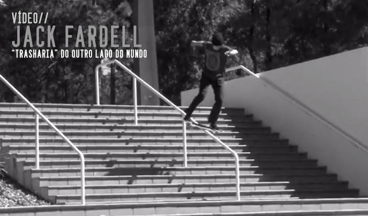 3459Jack Fardell | Skateboarding Australia || 3:50