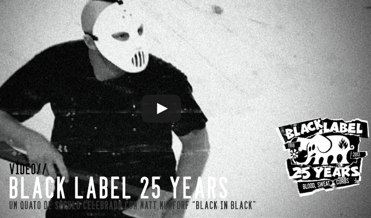 3366Black Label 25 Years | Matt Mumford | Back In Black || 4:25