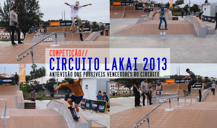 3369Circuito LAKAI 2013 | Antevisão das contas para a vitória no circuito