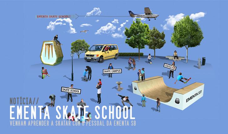 3530EMENTA Skate School