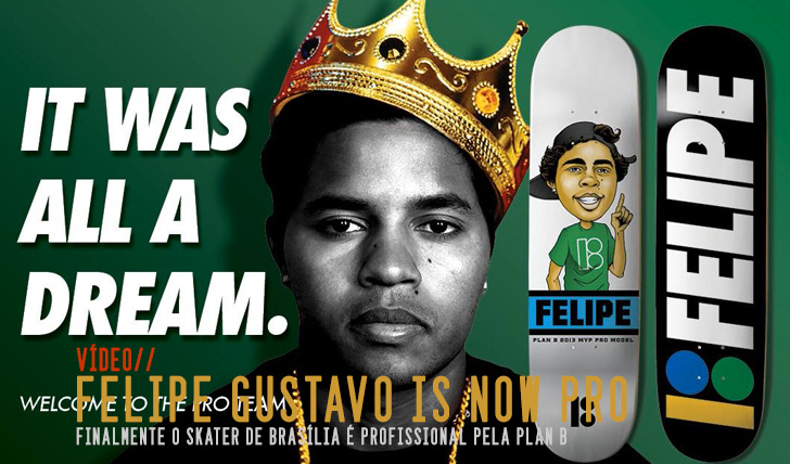 3792Felipe Gustavo é PRO na PLAN B || 2:46
